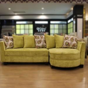 Sofa L-Shape, Kursi Tamu, Sofa Minimalis, Sofa Retro, Sofa Modern,