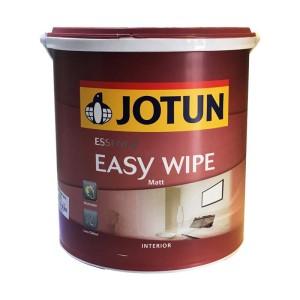 Jotun EASY WIPE BRILLIANT WHITE paint 18 L CAT TEMBOK