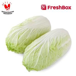 FreshBox Sawi Putih 800 gr - 1,2 kg