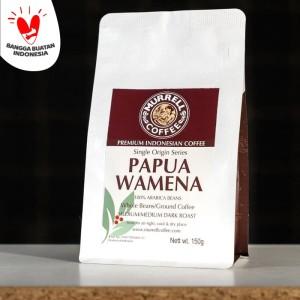 Papua Wamena/ arabica/ premium/ kopi bubuk/ kopi biji