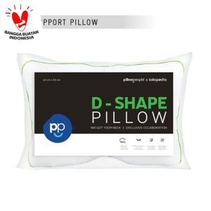 Bantal / pillow D-shape