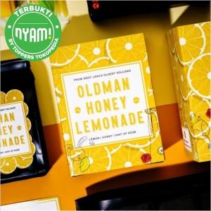 Oldman Honey Lemonade (200 gram) roasted beans specialty