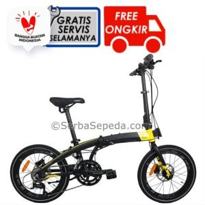 Sepeda Lipat | Sepeda Element Ecosmo Z9 Bike To Work 20