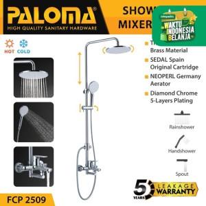 PALOMA FCP 2509 Shower Tiang Set Column Mandi Keran Kran Panas Dingin