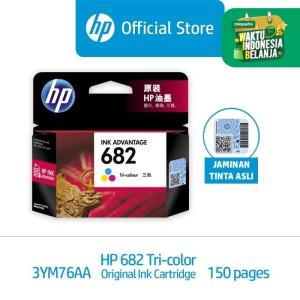 HP 682 Tri-color Original Ink Cartridge