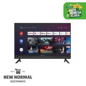 SHARP TV LED ANDROID TV 32 INCH 2T-C32BG1I