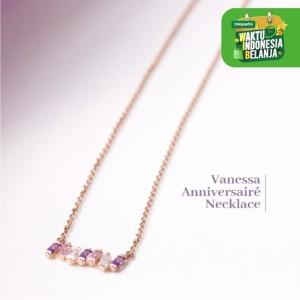 VANESSA Anniversaire Necklace by Cella Vanessa