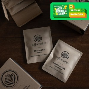 Signature SSP Mix - Kopi Drip Sachet | Coffeenatics
