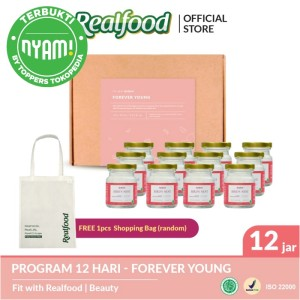 Realfood Forever Young Program 12 hari