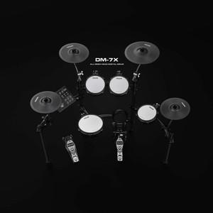 Nux DM7X Portable Digital Electronic Drum Kit