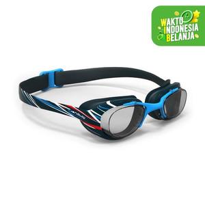 Nabaiji Kacamata Renang Xbase Print Mika Blue Decathlon - 2027952 DC
