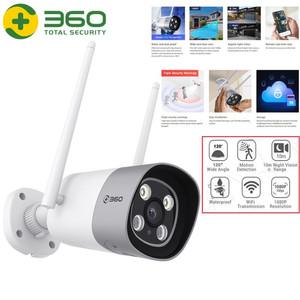 QIHOO D801 360 Smart IP Camera CCTV WIFI Outdoor Waterproof 1080p