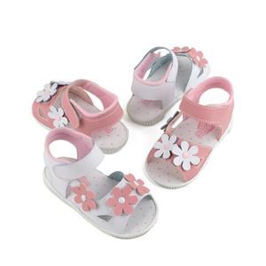 Sandal Bayi Bunyi Perempuan Happy Baby SB-987WP