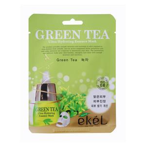 Ekel Green Tea Ultra Hydrating Essence Mask