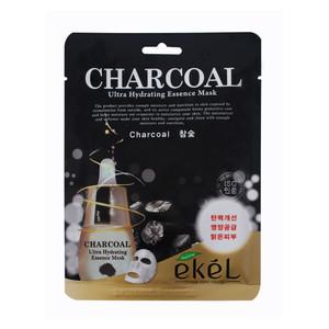 Ekel Charcoal Ultra Hydrating Essence Mask