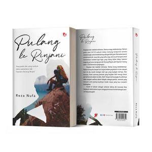 Buku Pulang ke Rinjani - DIVA Press