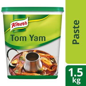 KNORR PASTE TOM YAM 2 (STRAITS) 1.5KG