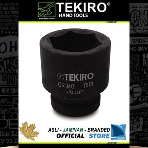 "Kunci Sok PUKUL 32 mm Stang 3/4"" inch Mata 6 PT - IMPACT Socket TEKIRO"