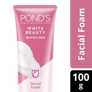 PONDS WHITE BEAUTY FACIAL FOAM 100GR