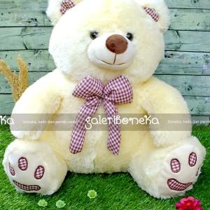 Boneka Teddy Bear Pita Cream ( BT - 1101 )