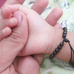 Kado Gelang Kesehatan Kaukah/Kokka/Koka Bayi Anak + Sertifikat + Dus