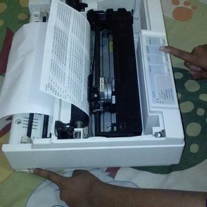 printer dot metrix lx 300+ii