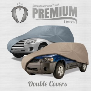 Premium Cover Mobil (Double Covers/ 2 Lapis)