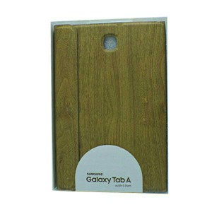 Original Book Cover Samsung Tab A 8.0 P355 - Wood