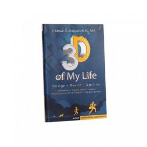 Buku 3D Of My Life