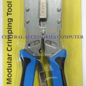 TANG CRIMPING (CRIMPING TOOL) RJ45 CAT 6 DAN RJ11 TALON TL-2810R