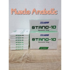 Stano Meditech 10mg / Stanozolol isi 100 tab Germany