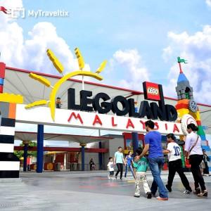 Tiket Masuk Legoland Johor, Malaysia (Dewasa)