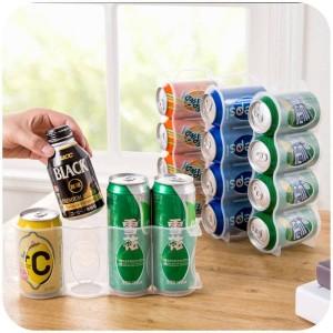 Rak/Box Tempat Penyimpanan Botol/Kaleng Minuman