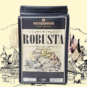 Kopi Robusta Aceh Gayo 250 grams (Biji/Bubuk) Coffee (Beans / Grounds)