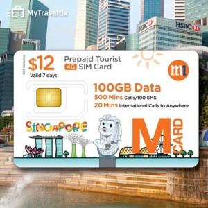 Voucher SIM CARD Singapore