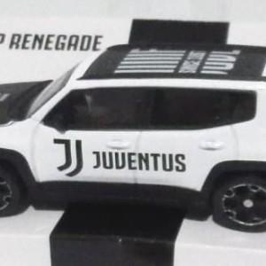 Mondo 1/43 Juventus Jeep Renegade