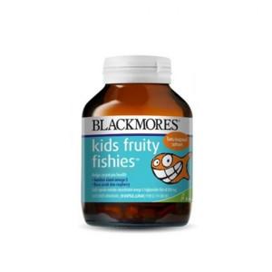 Blackmores Kids Fruity Fishies 30 pcs Suplemen Vitamin Anak
