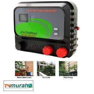 Pemancar Arus Pagar Listrik - Energizer Fence - TH-GUARD 2 villa rumah