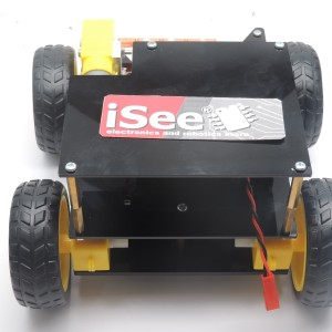 Android Bluetooth Robot Soccer Wireless 4WD with Arduino Uno R3