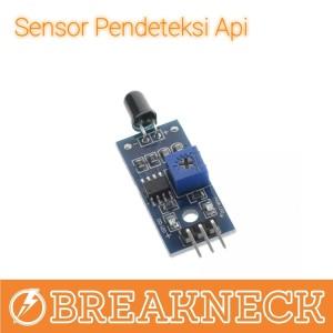 Sensor Infrared Pendeteksi Api