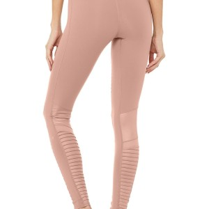 Alo Yoga - HIGH-WAIST MOTO LEGGING (Available in many colors)
