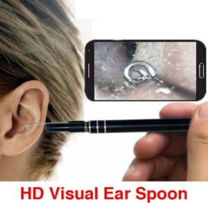 Kamera Otoscope 3IN1 USB Endoskopi Kamera Endoskop Ear Buat Cek Teling