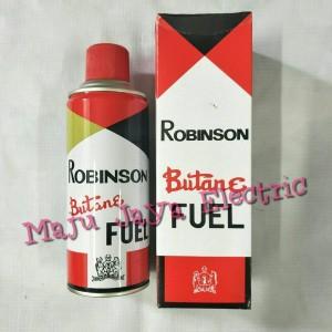 Refill Korek Api Gas/Pemantik 220 g Isi Ulang Robinson Butane Fuel