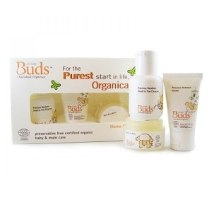 Buds Organic - Starter Kit Cherish