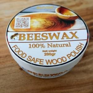 Finishing dan perawatan Kayu Food grade Biopolish Beeswax