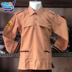 Baju Panjang Seragam Pramuka Siaga (Seragam Sekolah) (Seragam SD)