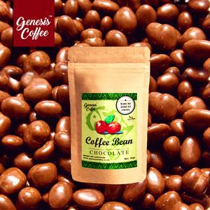AFRICAN CHOCOLATE - ARABICA COFFEE BEAN / BIJI KOPI DILAPISI COKLAT