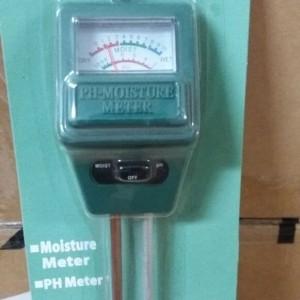 INNOTECH - JD7031 Moisture Meter + Ph Meter Alat Cek Tanah