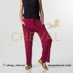 CHEVAL RIVERA Pants - size L - Celana Panjang Tali