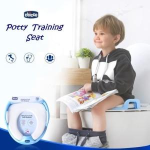 BK004 Alas Duduk Kloset Anak Potty Training Chicco Original Potty Seat